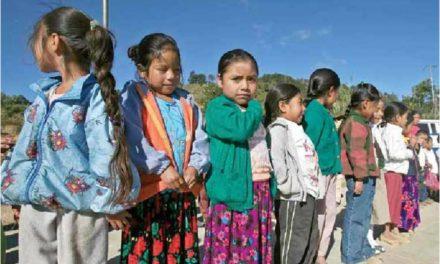 Niñez mexicana, vulnerada
