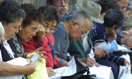 Envejecidos y sin pensión