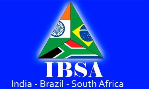 El Sur trabajando para el Sur: el Fondo India, Brasil, Sudáfrica
