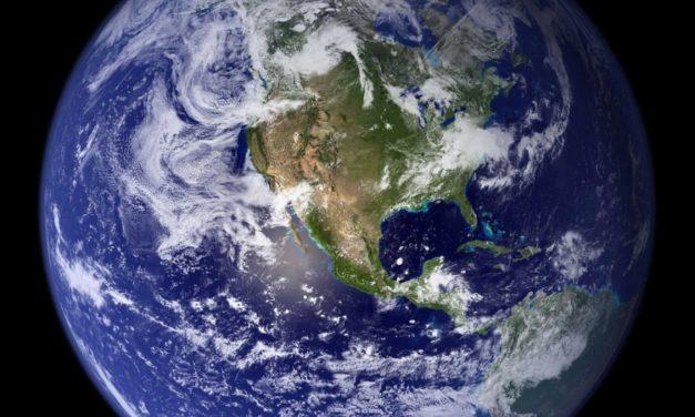 El futuro de la Tierra no cae del cielo