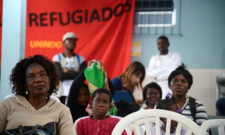 Los refugiados del Congo