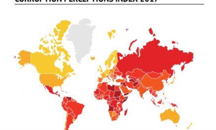 México, entre los países más corruptos del mundo