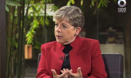Cambio de época: desafíos de América Latina / Invitada: Dra. Alicia Bárcena