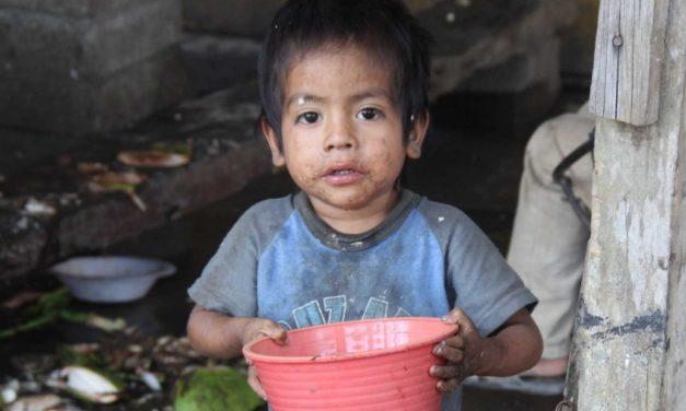 El peligroso aumento del hambre y la desnutrición