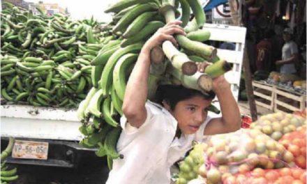 La amenaza del trabajo infantil