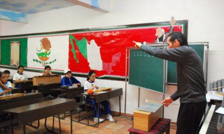 El perfil de los maestros del país