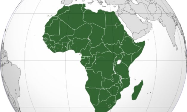 Una experiencia ejemplar africana