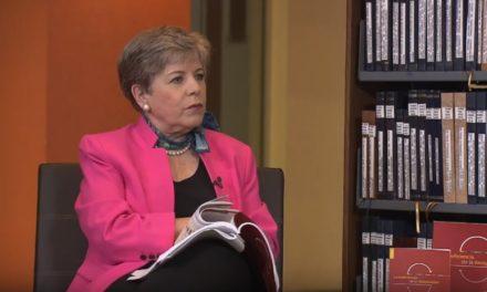 La ineficiencia de la desigualdad / Invitada: Dra. Alicia Bárcena