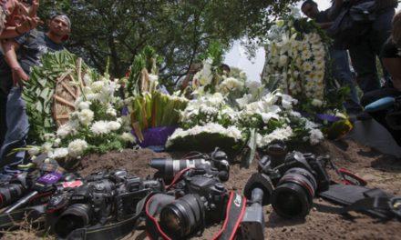 México, el país sin guerra más mortífero para periodistas: Reporteros Sin Fronteras
