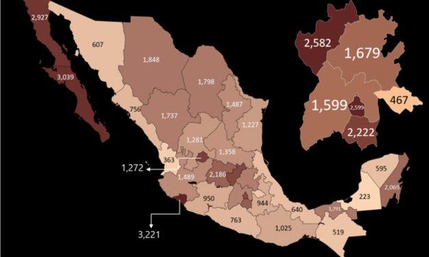 Violencia e inseguridad alcanzan récord histórico otra vez en México