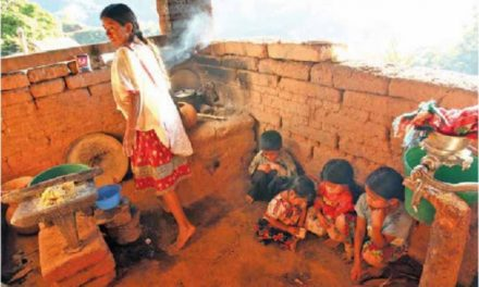 Una pobreza desigual