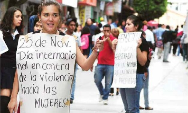 Violencia intolerable
