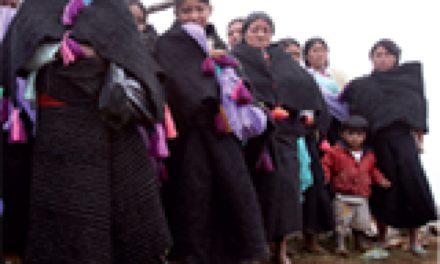 Derechos humanos y mujeres indígenas