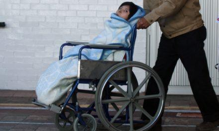 La discriminación y la pobreza (las personas con discapacidad)