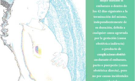 Reducir la mortalidad materna: UN RETO URGENTE