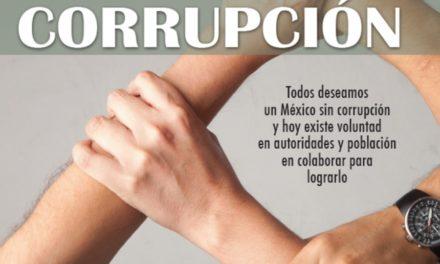 Una ruta para combatir la corrupción