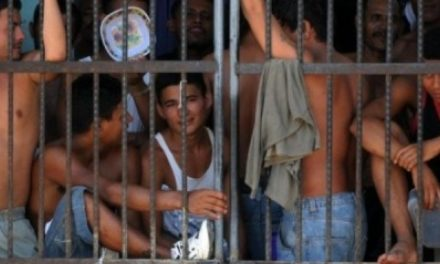 Prisiones: territorios tomados