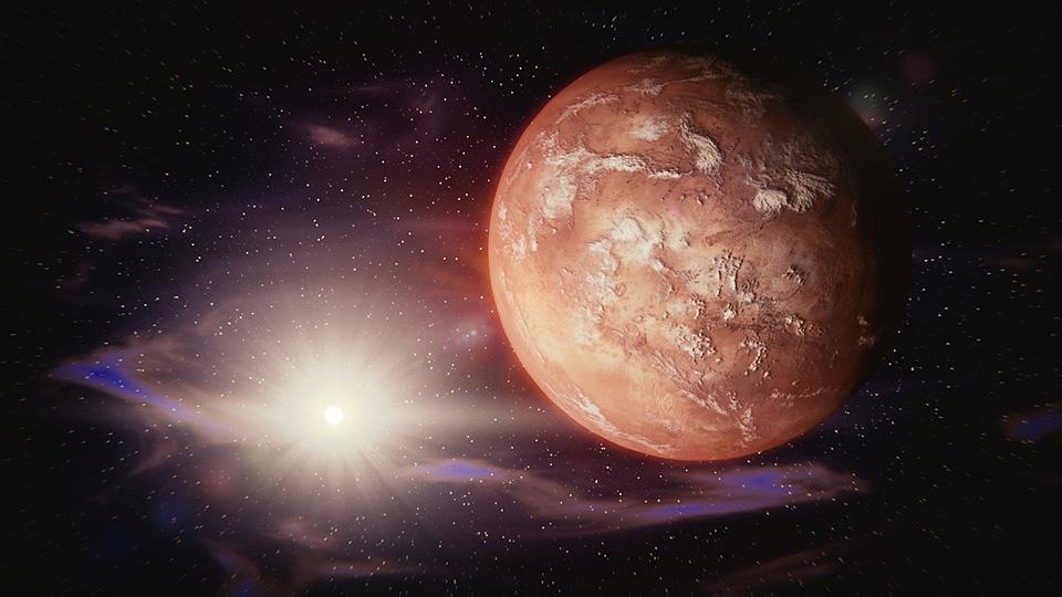 UNAM y NASA detectan nitrógeno en Marte