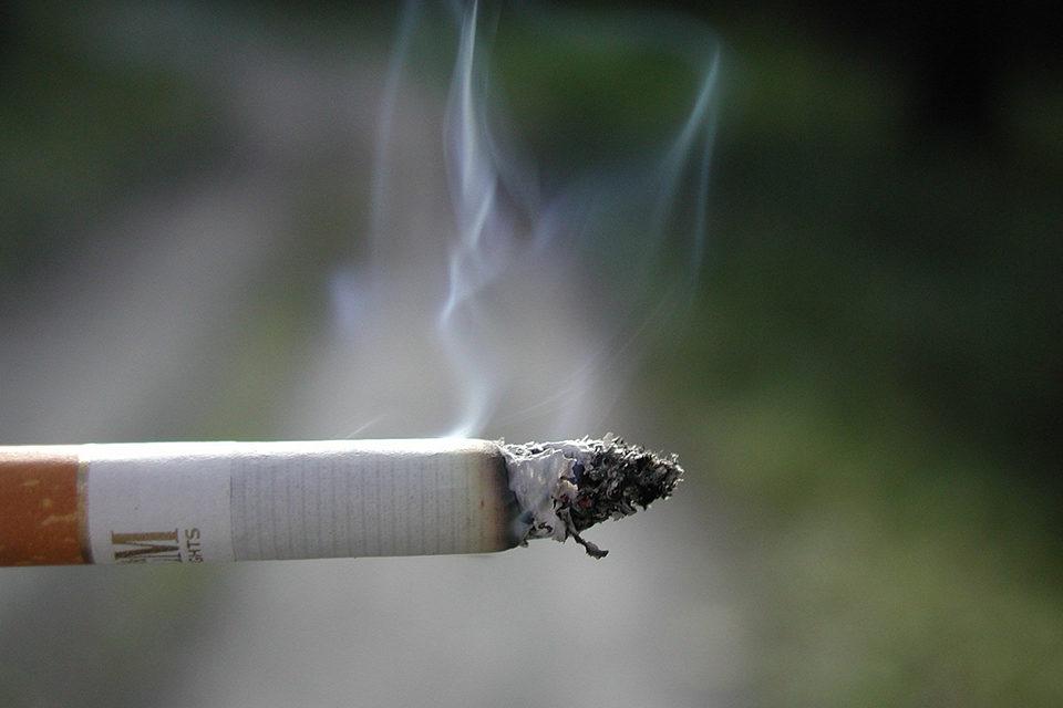 Fumar definitivamente mata