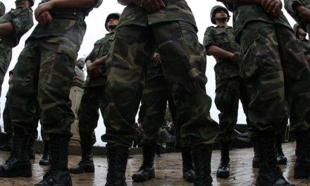 Proteger a las Fuerzas Armadas