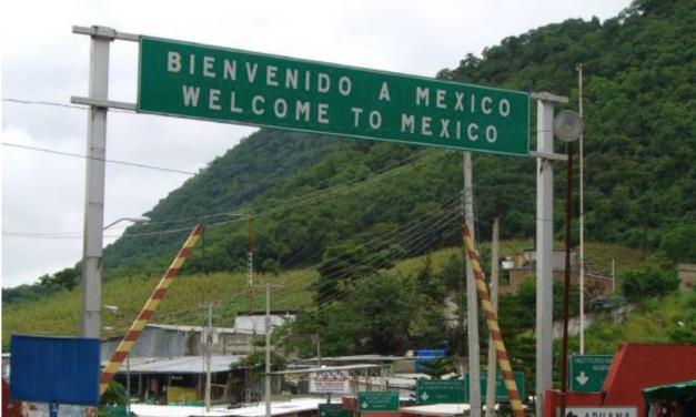 La fracturada frontera sur