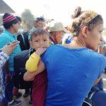 Niños migrantes: entre hambre, desesperación y esperanza