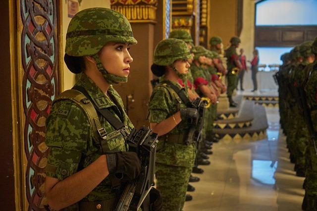 Mexicanos consideran que Guardia Nacional es de las autoridades más efectivas