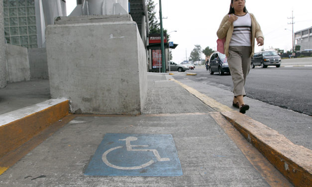 Insensibles frente a la discapacidad