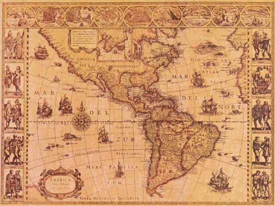 La invención de América: una breve revisión de algunas tesis de O'Gorman