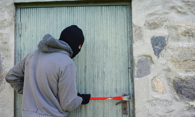 Todos los hogares podrían haber sido ya víctimas de algún delito