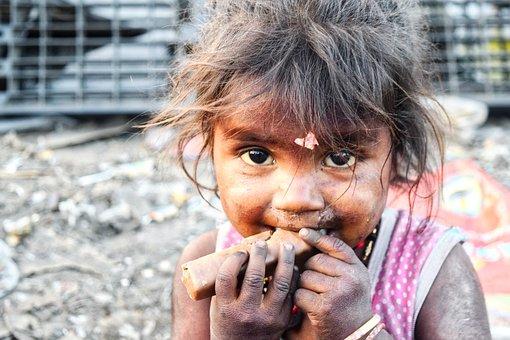 Hambre, pobreza y violencia, una peligrosa combinación