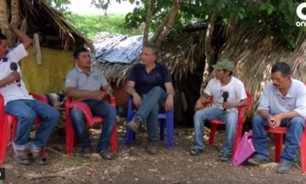 Los desplazados de Laguna Larga