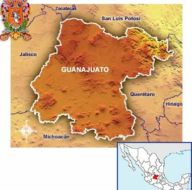 Guanajuato, de mal en peor