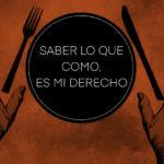 El etiquetado en alimentos es un triunfo del derecho a saber de los mexicanos
