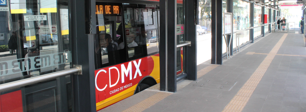 El caso del Metrobús en la Avenida Cuauhtémoc