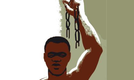 La historia la escribió la mano blanca, con sangre de la esclavitud