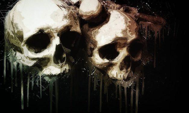 Entre cráneos y fragmentos