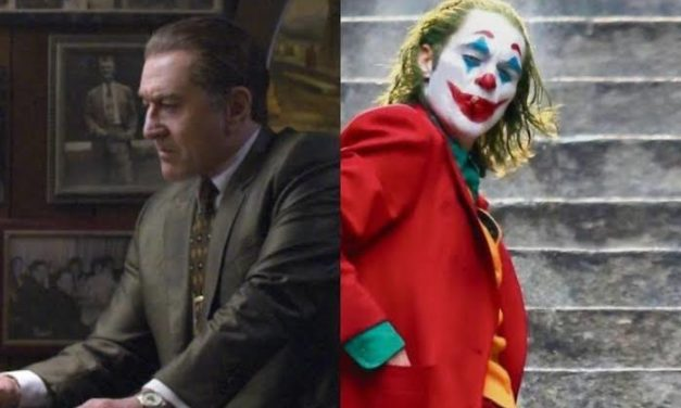 Joker vs. The Irishman, o del duelo de las industrias del entretenimiento