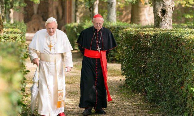 Dos Papas: dos modelos de hombre, dos modelos de Iglesia
