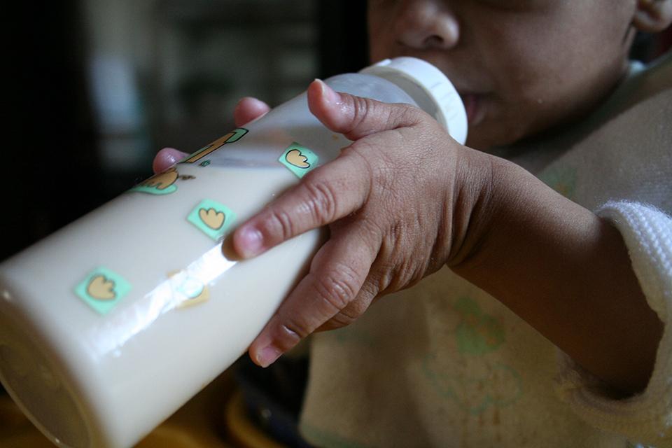 En desnutrición crónica, nulo avance en 2019