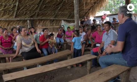 Los desplazados de Laguna Larga, parte 2