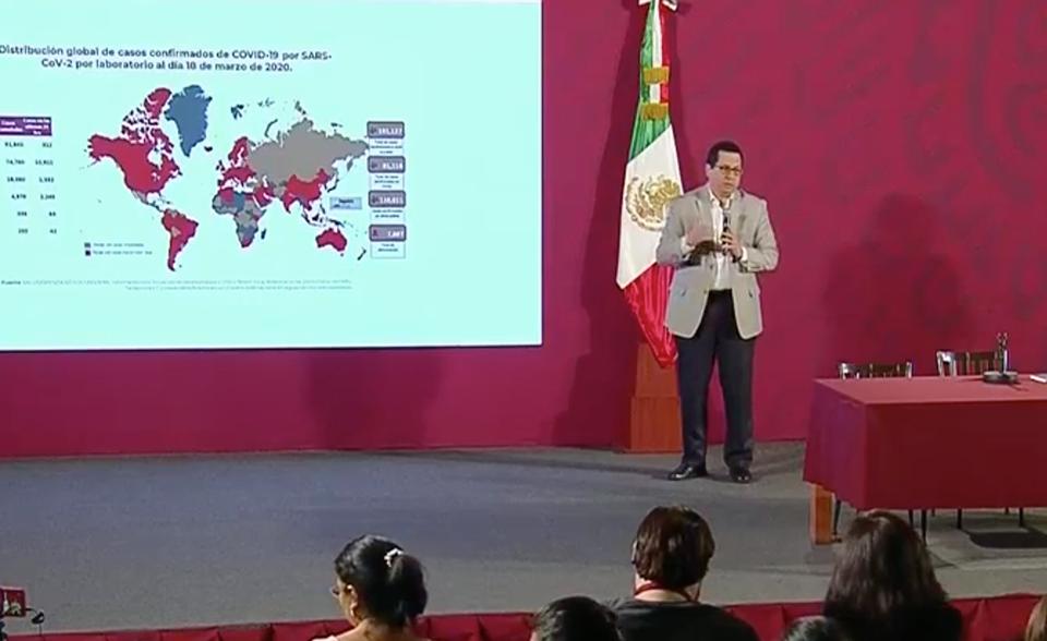 COVID-19 en México: el número de casos creció 38.9% el último día