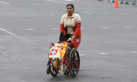 En México, más de 580 mil niñas, niños y adolescentes tienen alguna discapacidad