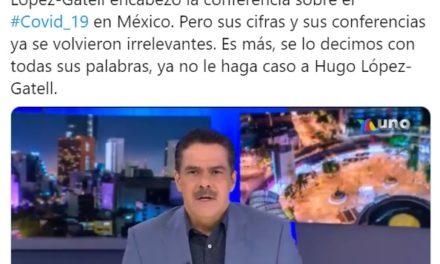 TV Azteca Vs López-Gatell: elementos para la discusión