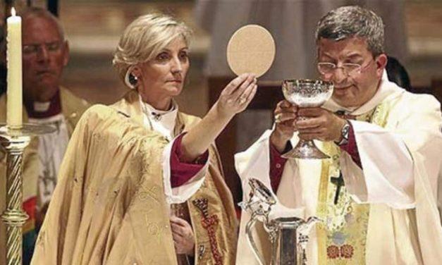 La conveniencia del sacerdocio de las mujeres
