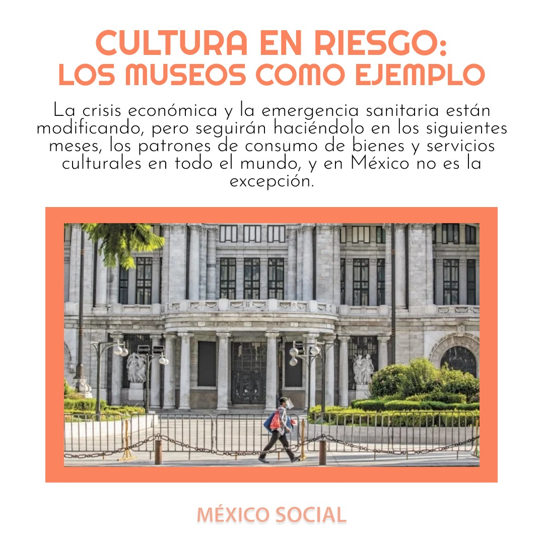 Cultura en riesgo: los museos como ejemplo