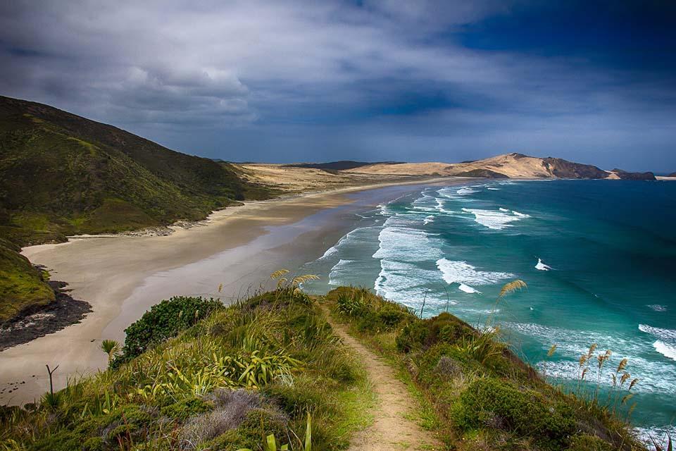 Nueva Zelandia, isla
